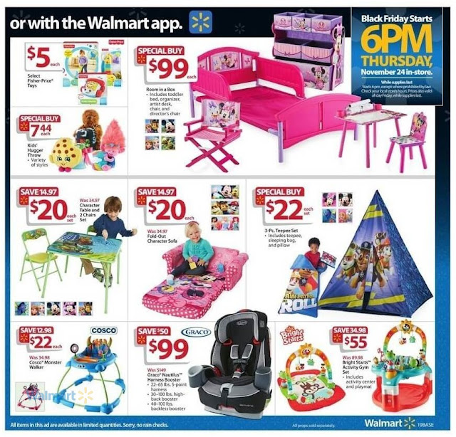 Kids Products Walmart Black Friday Discount