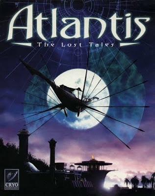 Portada Atlantis The Lost Tales