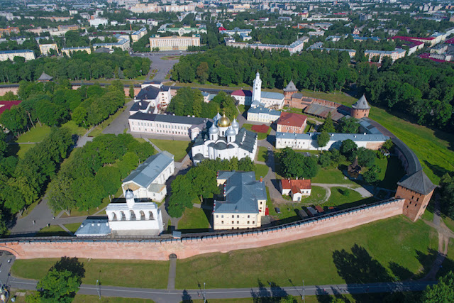 Veliky Novgorod,Best Cities to Visit in Russia