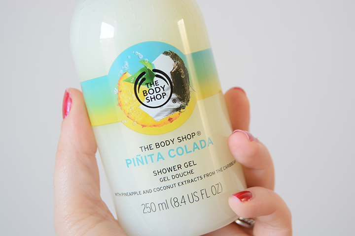 Gel douche Pinita Colada The Body Shop