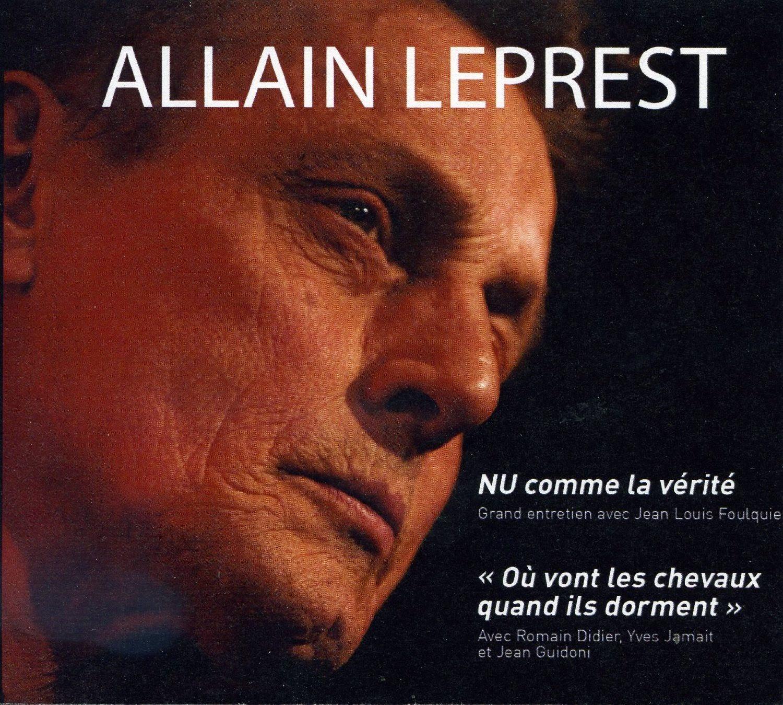 Ou Vont les Chevaux Quand Ils Dorment ? 2013 Tribute To Allain Leprest