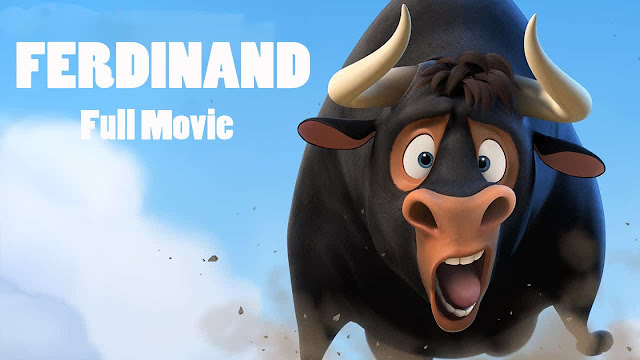 Filmywap FERDINAND Full Movie (2017) [700MB] Torrent Download