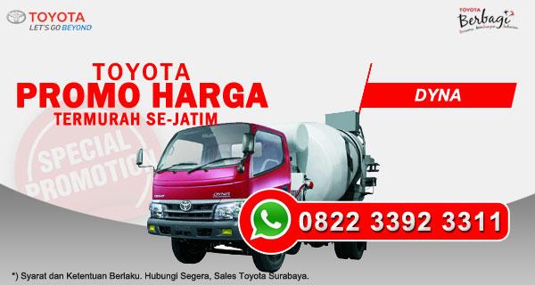 Promo Harga Toyota Dyna Surabaya
