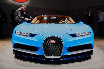 Bugatti Chiron 2018 Review, Specs, Price