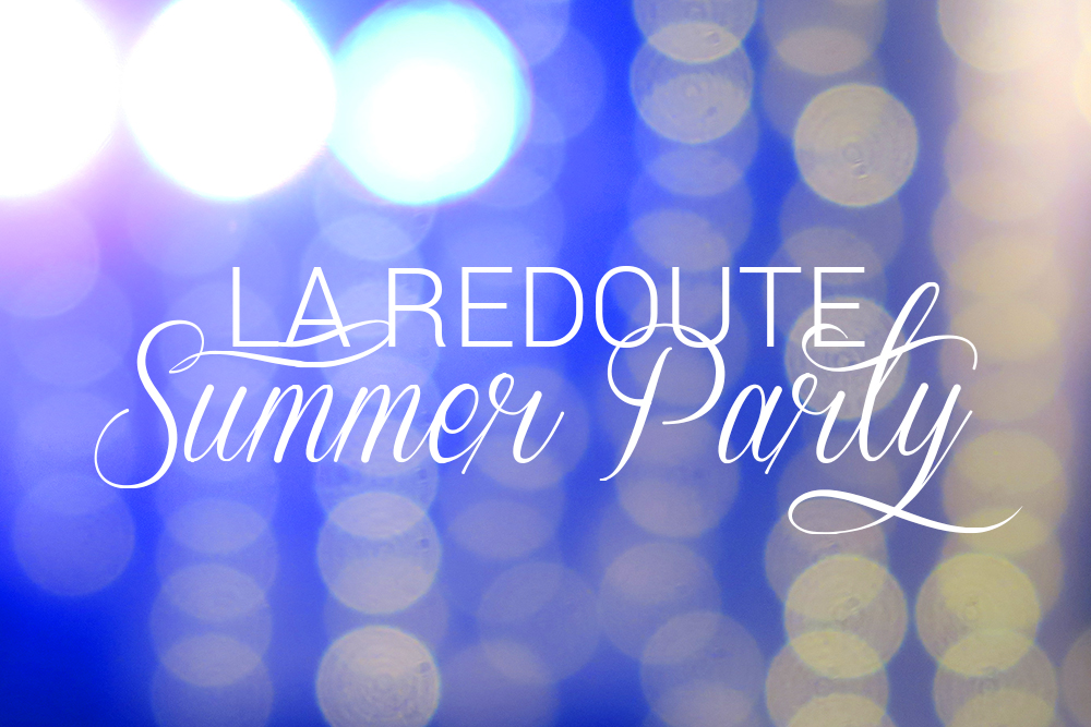 La Redoute Summer Party 2016