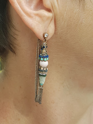 EARRINGS FROM MOZI