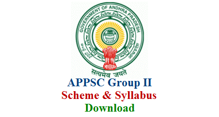 Andhra Pradesh Public Service Commission APPSC Scheme of Examination and Syllabus for Group II Services Recruitment Download Detailed Syllabus for APPSC Group 2 Recruitment Screening Test Exam Syllabus for 150 Marks appsc-group-ii-screening-test-syllabus-download appsc-group-ii-screening-test-preliminary-exam-syllabus-download