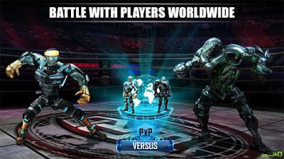 Download Real Steel World Robot Boxing Apk + Mod (Infinite Money) Offline gilaandroid.co