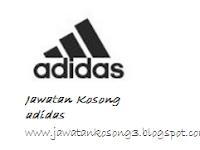 Jawatan Kosong Adidas Tarikh tutup 18 Jun 2017