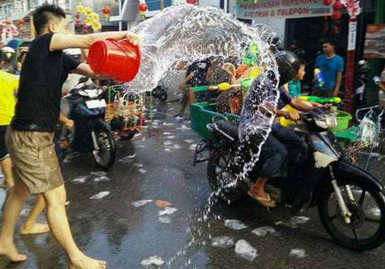 Unik! Di Riau Akan Ada Festival Perang Air