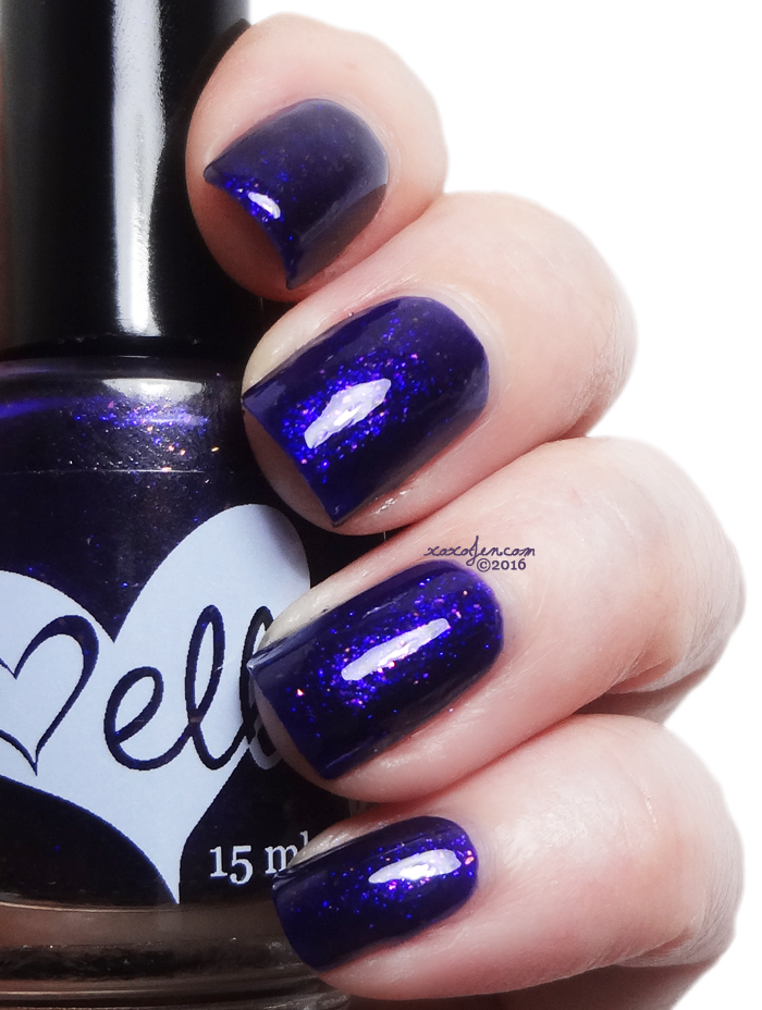 xoxoJen's swatch of Ellagee Wish You Were Here
