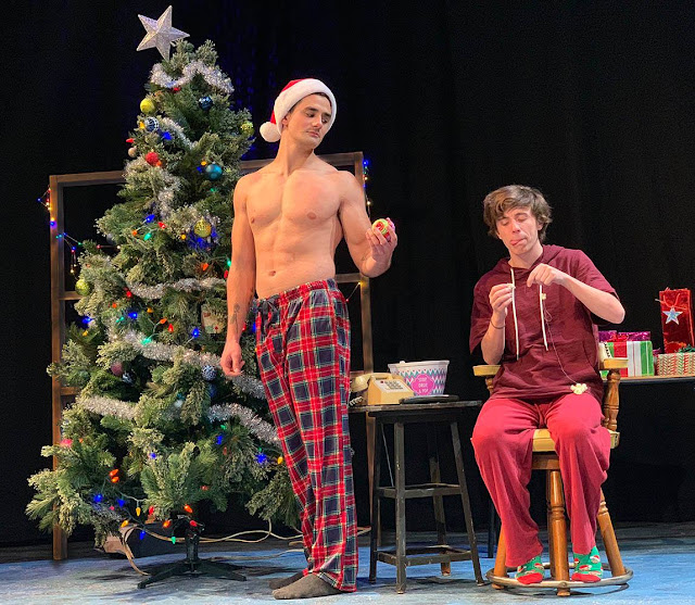 PHX Stages: photos, VALHALLA, Nearly Naked Theatre