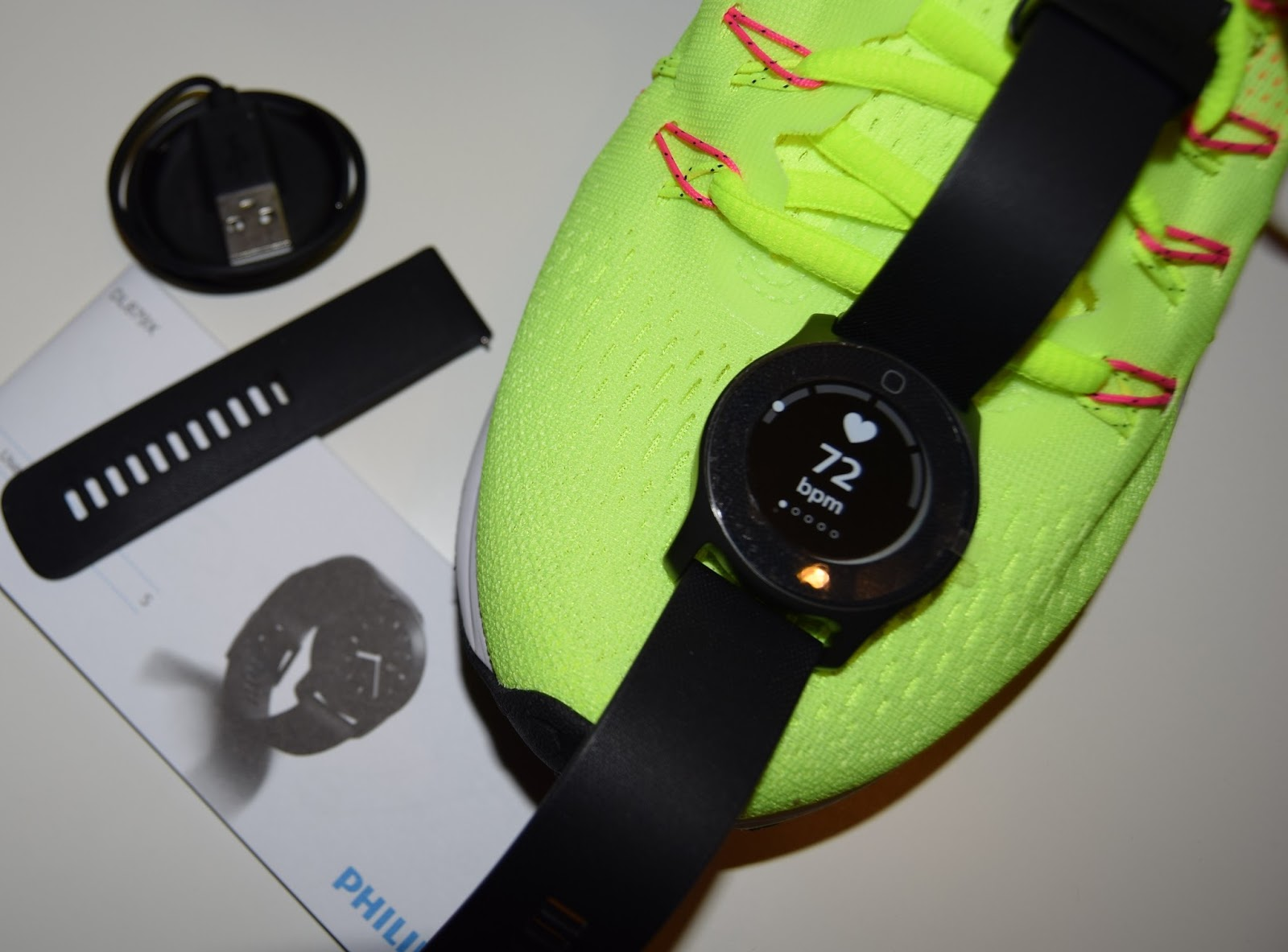 Philips Health Watch Review: Keeping Track Of All Your Fitness.