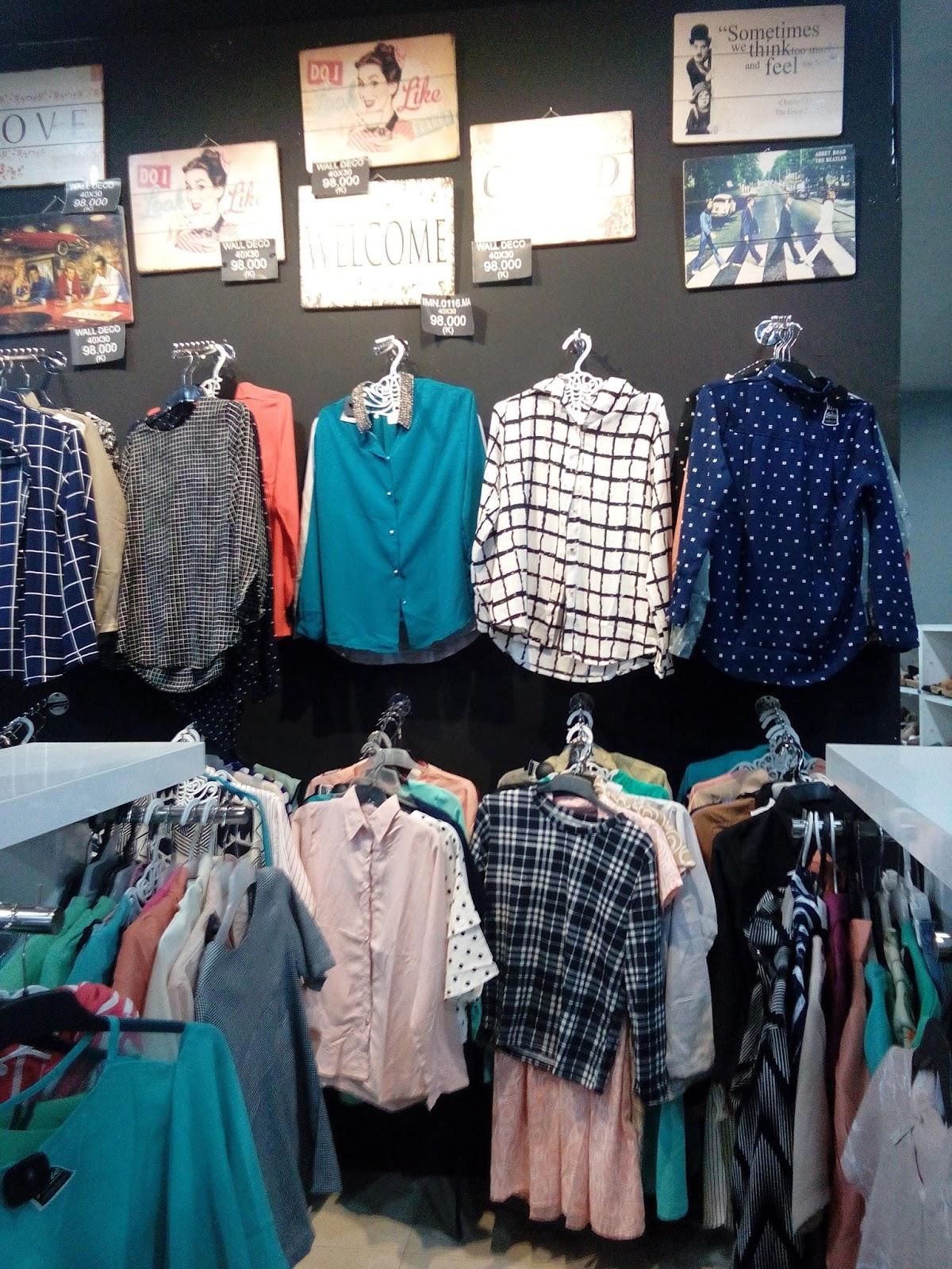 produk fashion baju kemeja dress gamis celana Jolie Jogja Wirobrajan