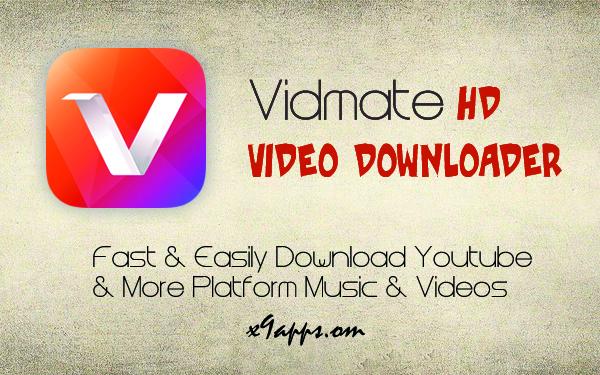 Vidmate - HD Video & Music Downloader v3 5701 Mod Ad-Free