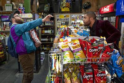 O'Shea Jackson Jr. Seth Rogen Long Shot 2019 movie