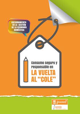 Consejos para afrontar la Vuelta al Cole. curso 2016-2017