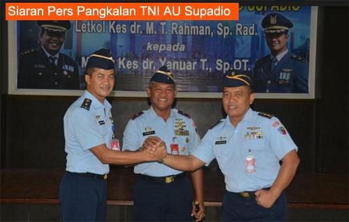 Sumber Foto : Pangkalan TNI AU Supadio