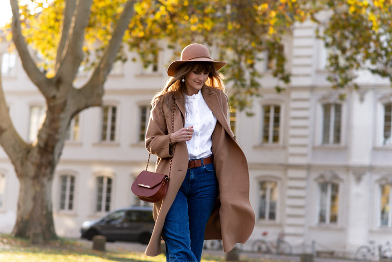idée look simple automne 2019