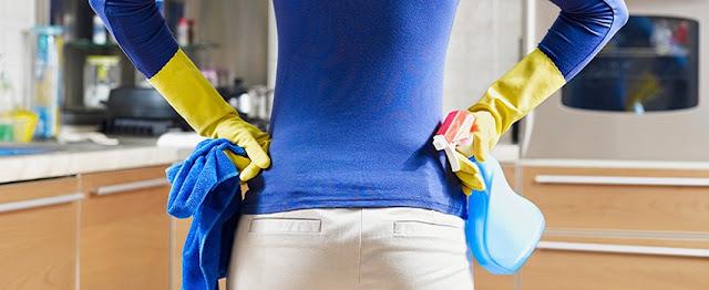 Mulheres brasileiras ainda são as principais responsáveis por limpeza doméstica