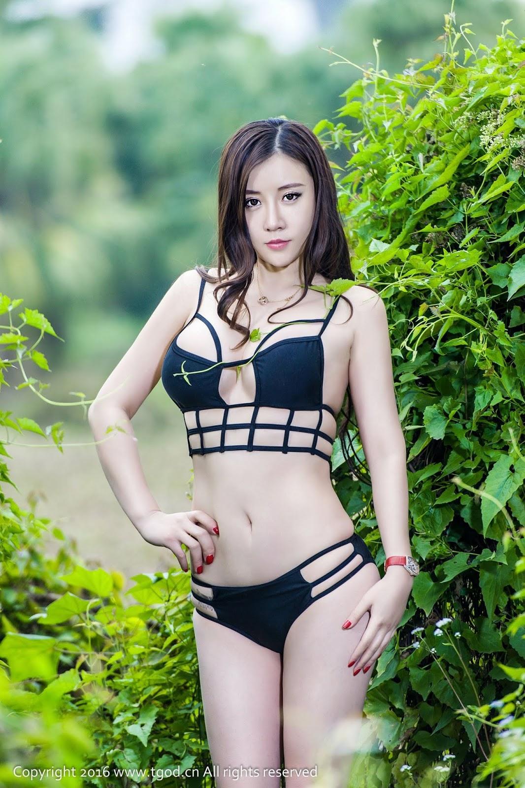 [TGOD推女神] 王婉悠Queen (37 Pic + 21 Nude)