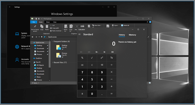 How to activate night mode in Windows 10 automatically at night! (Explained in pictures)