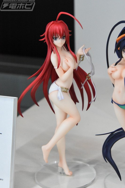 Rias 1/12 de Highschool DxD