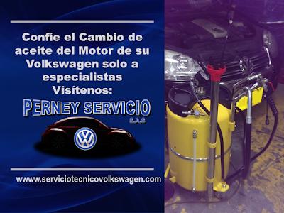 Suministro de Aceite y Lubricantes para Volkswagen