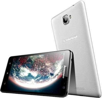 Lenovo S856 Specifications - LAUNCH Announced 2014, October DISPLAY Type IPS LCD capacitive touchscreen, 16M colors Size 5.5 inches (~71.0% screen-to-body ratio) Resolution 720 x 1280 pixels (~267 ppi pixel density) Multitouch Yes, up to 10 fingers BODY Dimensions 151 x 77.8 x 9 mm (5.94 x 3.06 x 0.35 in) Weight 175 g (6.17 oz) SIM Dual SIM (Mini-SIM, dual stand-by) PLATFORM OS Android OS, v4.4.2 (KitKat) CPU Quad-core 1.2 GHz Cortex-A7 Chipset Qualcomm MSM8926 Snapdragon 400 GPU Adreno 305 MEMORY Card slot microSD, up to 32 GB (dedicated slot) Internal 8 GB, 1 GB RAM CAMERA Primary 8 MP, autofocus, LED flash Secondary 1.6 MP, 720p Features Geo-tagging, touch focus, face detection Video Yes NETWORK Technology GSM / HSPA / LTE 2G bands GSM 850 / 900 / 1800 / 1900 - SIM 1 & SIM 2 3G bands HSDPA 900 / 2100 4G bands LTE band 1(2100), 3(1800), 7(2600), 20(800) Speed HSPA 21.1/5.76 Mbps, LTE Cat3 100/50 Mbps GPRS Yes EDGE Yes COMMS WLAN Wi-Fi 802.11 b/g/n, hotspot GPS Yes, with A-GPS USB microUSB v2.0 Radio  Bluetooth v4.0 FEATURES Sensors Accelerometer, proximity Messaging SMS(threaded view), MMS, Email, Push Mail, IM Browser HTML Java No SOUND Alert types Vibration; MP3, WAV ringtones Loudspeaker Yes 3.5mm jack Yes BATTERY  Removable Li-Po 2500 mAh battery Stand-by Up to 456 h (2G) / Up to 312 h (3G) Talk time Up to 24 h (2G) / Up to 25 h (3G) Music play  MISC Colors Silver  - MP4/H.264 player - MP3/WAV/eAAC+ player - Photo/video editor - Document viewer - Voice memo/dial