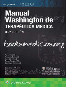 Manual Washington De Terapeutica Medica 33 Edicion Pdf
