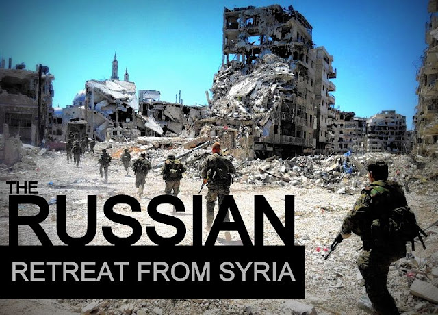 ANALYSIS | The Russian Retreat from Syria – Drawdown or Drawn Out?