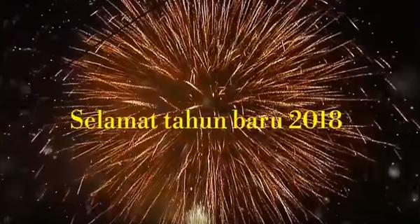 doa awal tahun baru 2018