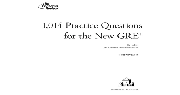 1014 gre practice questions pdf free download
