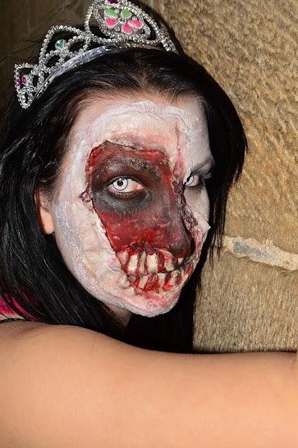 Princesse zombie