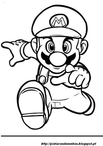 Mario Kleurplaat Kart 8 Printen Desenhos Para Colorir Desenhar E Pintar Desenhos Para