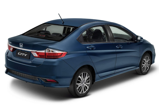 Honda City 2019