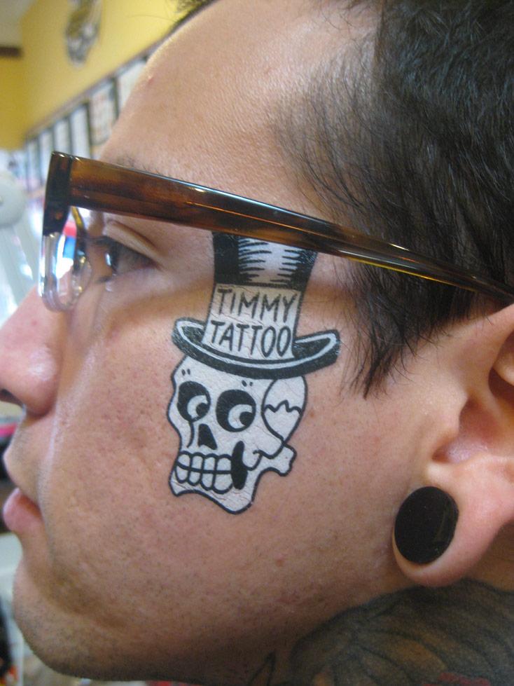 The tattoo world halloween temporary tattoos for Halloween temporary tattoos