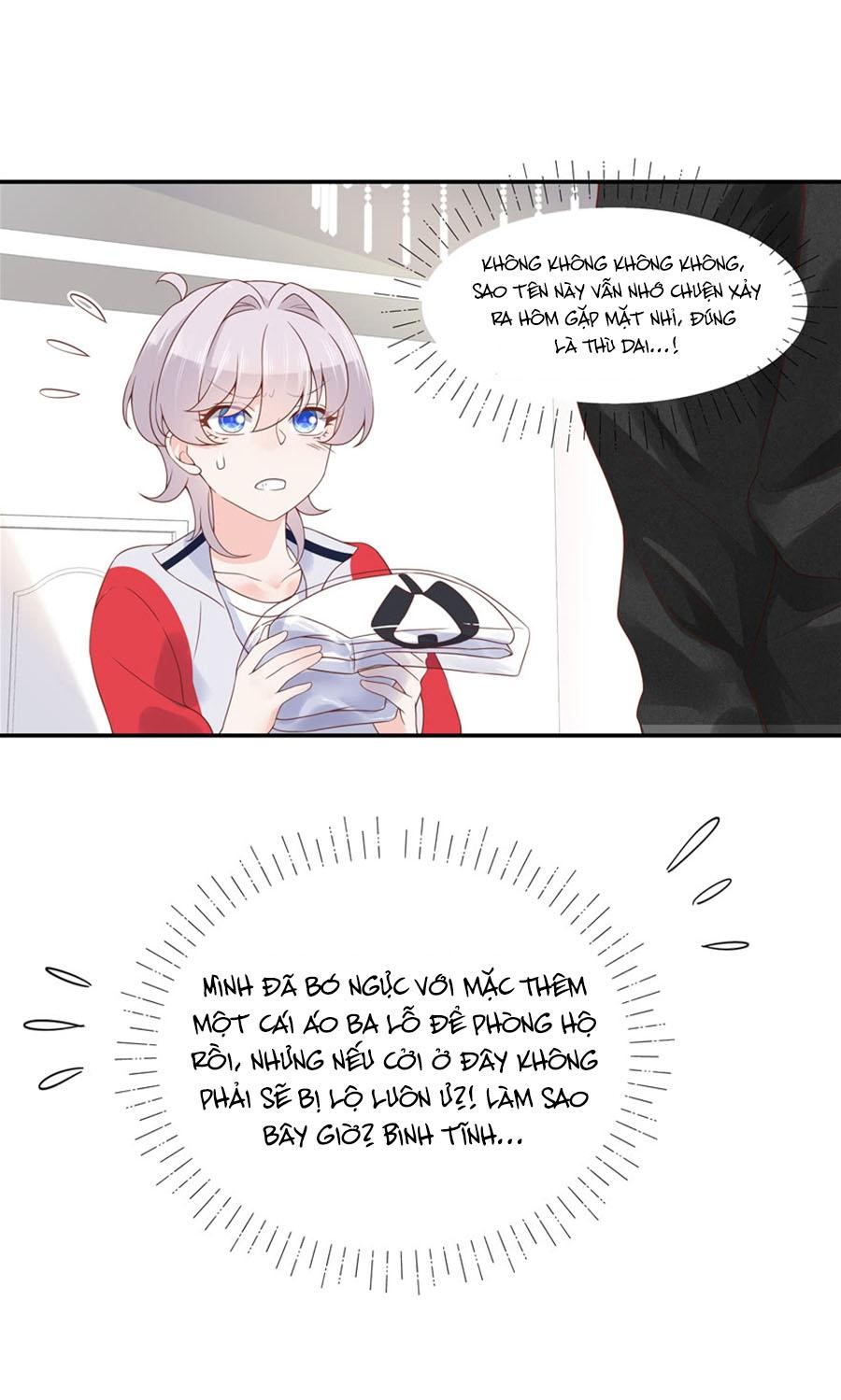 Hotboy Quốc Dân Là Nữ chap 46 - Trang 8