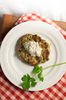 These turkey burgers are packed with a magic ingredient - zucchini!