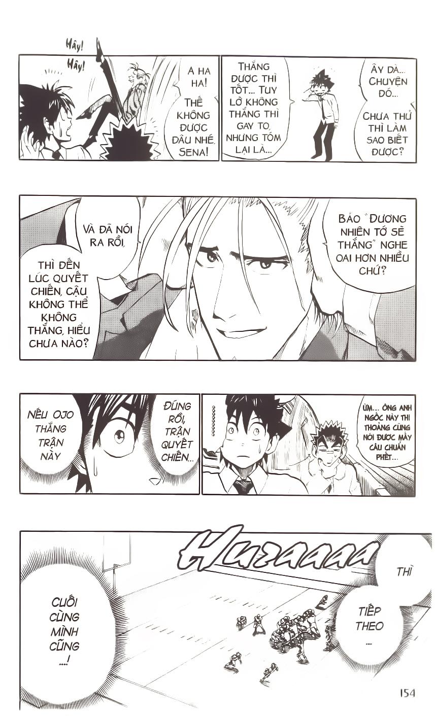 Eyeshield 21 chapter 204 trang 9