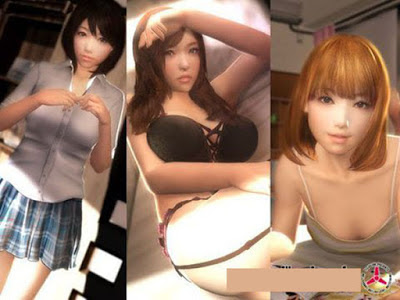 Game Real Girlfriend Real Kanojo Illusion For PC