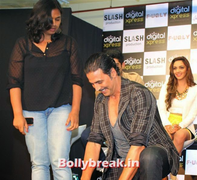 Akshay Kumar, Akshay Kumar,  Vijender Singh, Jimmy Shergill at Fugly Movie Trailer Launch