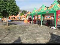 Selain Kajian, Acara Lampung Hijrah Fair 2019 Menyediakan Banyak Tenant Kuliner Lho