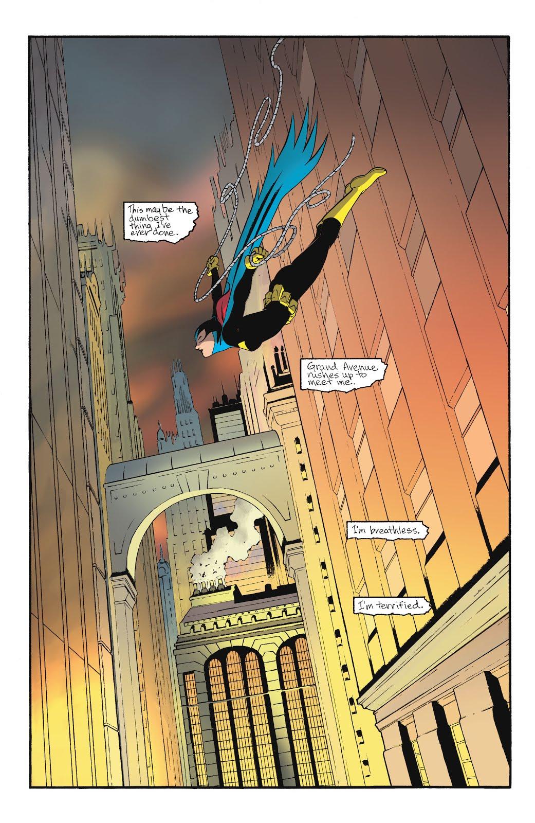 Batman tackles al qaeda they had it coming