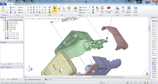 Screenshot 5 : DesignSpark Mechanical 3D CAD | Software Listrik & Mekanik