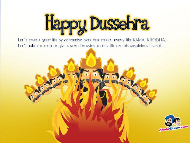 Happy Dussehra Images 2016 HD