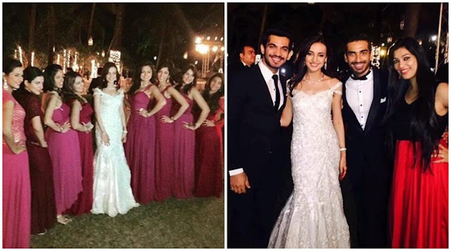 Sanaya Irani Wedding Reception Latest Pics