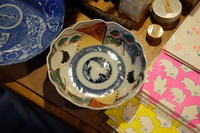 松本市四賀 雑貨と古道具 よこのま 古い器
