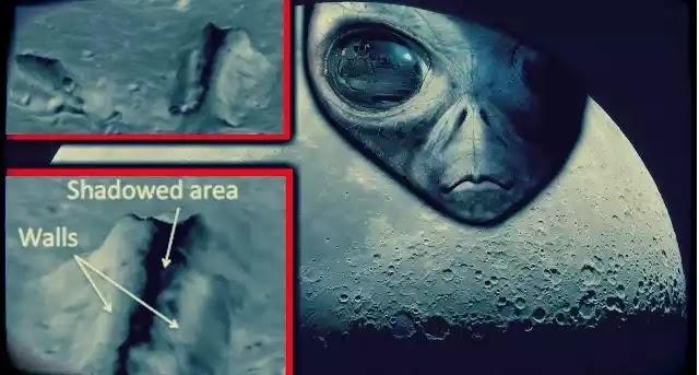 Εξωγήινες κατασκευές στην σκοτεινή πλευρά της Σελήνης ανακοίνωσε το SETI