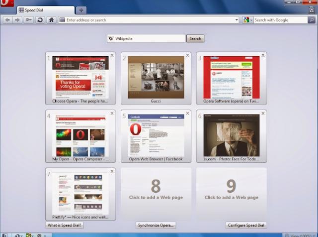 تحميل متصفح Opera Neon لتصفح الإنترنت 2018 للكمبيوتر برابط مباشر